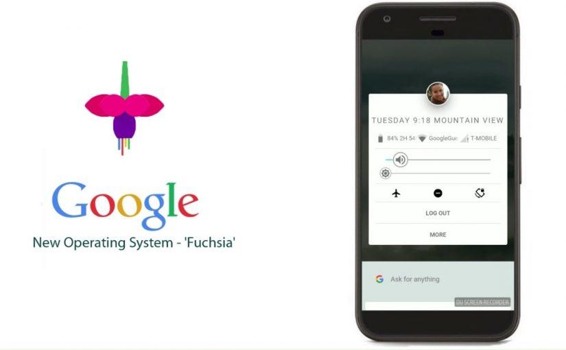 欢迎加入 Fuchsia OS 中文社区